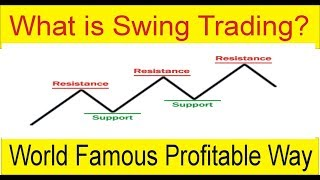 What is Swing Trading | Definition In Hindi and Urdu by Tani Forex