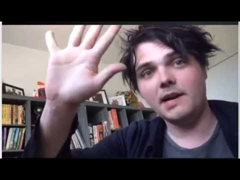 Gerard Way 6/17/15 Periscope