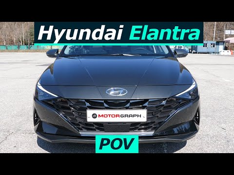 2021 Hyundai Elantra 1.6 POV Ride 'Have it all'