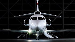 $58,000,000 Dassault Falcon 8x, Mach .80, Range 6,450 nm, 8 passenger