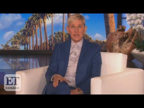 Ellen DeGeneres Apologizes To Staff