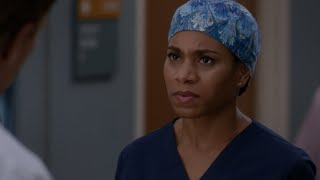 Maggie Quits and Koracick Promotes Teddy - Grey's Anatomy