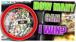 How Many Bounce Balls Can I Win With 20 Dollars JBS on 41 Arcade ArcadeJackpotPro