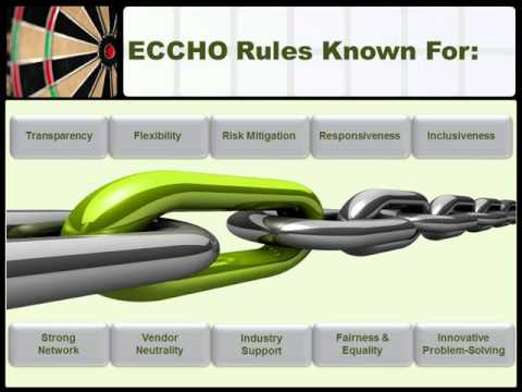 ECCHO – Faster Payments Rules