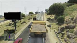 Grand Theft Auto Online: Big Yellow Truck (HD)