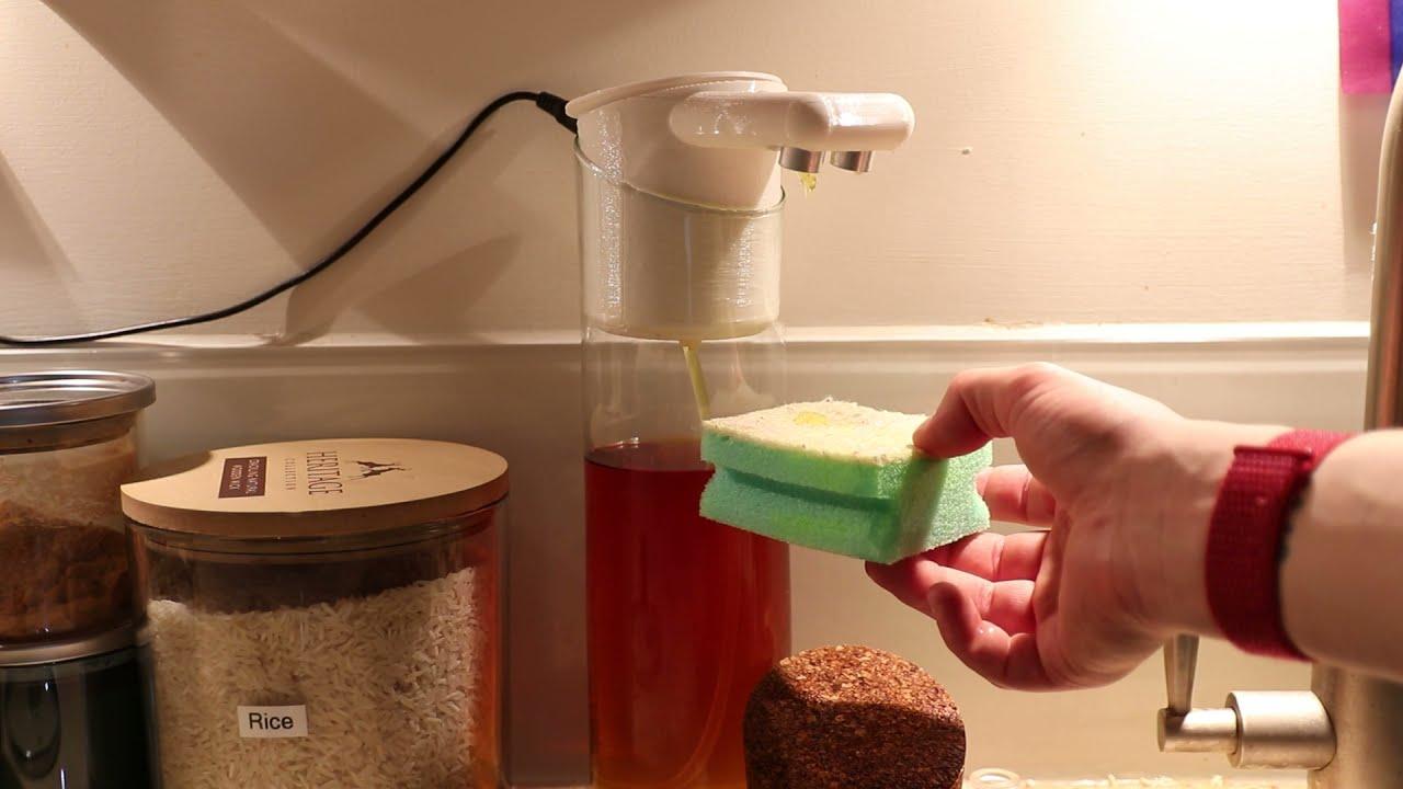Washing up liquid dispenser V2