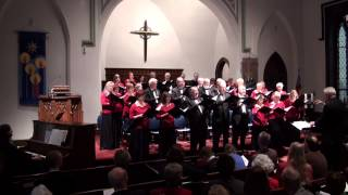 """Listen Children Hear the Angels Sing"" as performed by the Delaware Community Chorus"