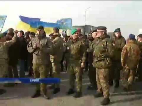 Наблюдателей ОБСЕ не пускают на территорию Крыма
