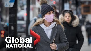Global National: March 2, 2021 | Pandemic blamed for Canada's biggest GDP drop
