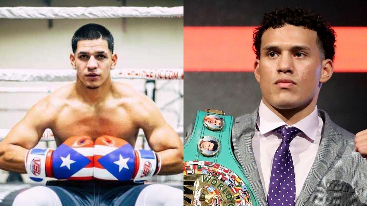 Edgar Berlanga CALLS OUT David Benavidez For STEP UP FIGHT ...