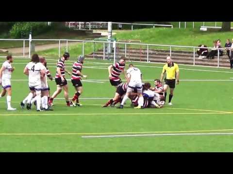 DRV-Pokalviertelfinale TSV Handschuhsheim 1.XV vs. Berliner Rugby Club