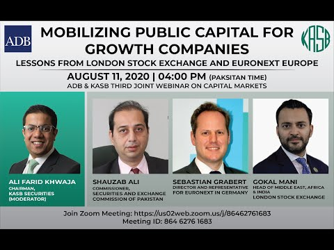 Mobilizing public capital for Growth Companies Fund Manager