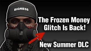Frozen Money Is Back! Watch It Live Now (New Summer DLC)