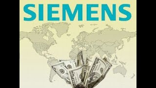 Siemens; money, power, deception. #Histeria #BackyardPolitix