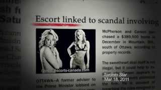 Liberal ad: Harper Corruption (2011)