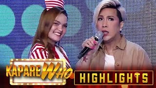 Vice learns about Stephen and Ryan's coffee date | It's Showtime KapareWho
