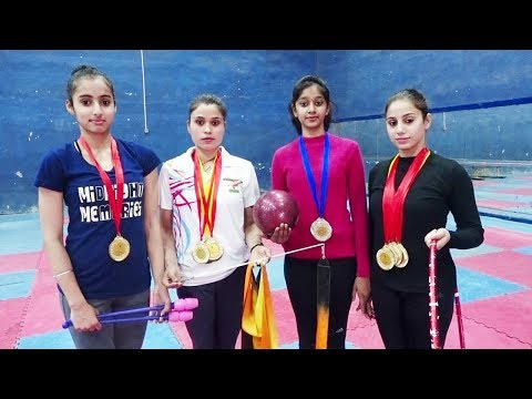 More infrastructural facilities needed to flourish at International scene: Gymnasts