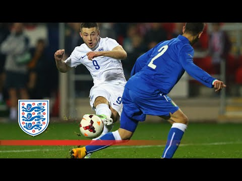 England U19s v Italy - full match | FATV Live