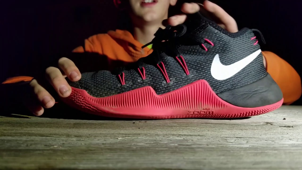 67b62f35f87f Nike hypershift shoe review - YouTube