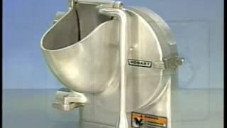 Hobart VS9DICE Dicer Attachment Training