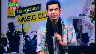 RJ Nirob fucked up in a live Bangla Vision program