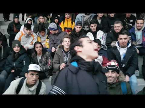 Freaza vs Julito Clasificatoria General Rap