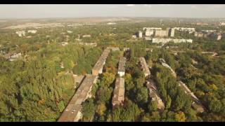 Павло Кичкас с высоты птичьего полёта
