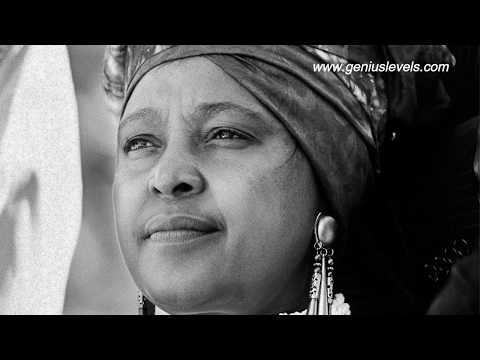 Compilation Video of South African Women Wearing All Black With A Doek To Honor Mama Winnie Mandela