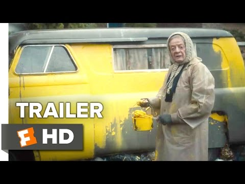 The Lady in the Van  1 2015   Maggie Smith, Dominic Cooper Movie HD