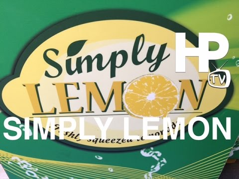 Simply Lemon Freshly Squeezed Lemonade SM Mall of Asia by HourPhilippines.com