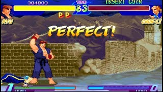 [TAS] Street Fighter Alpha - Ryu