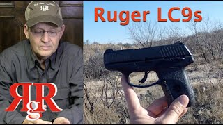Ruger LC9s on the Range Review (with LC9)