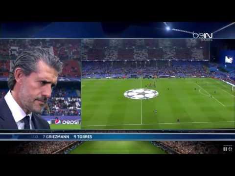"""Caminero: """"El Atlético es un equipo..."""" #beINChampions"""