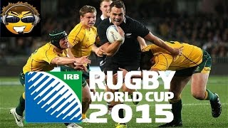Rugby World Cup 2015 Xbox360 Gameplay HD 1080p