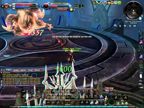 aion 5.3 how to play ranger
