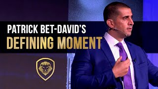 Patrick Bet-David's Defining Moment
