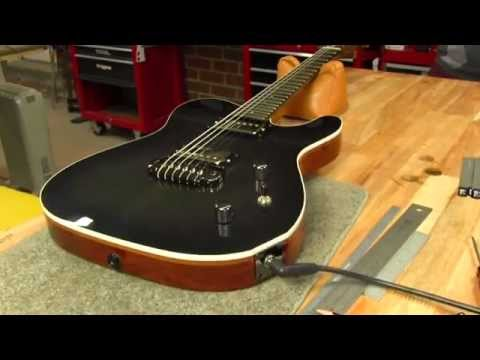 How To Customize Your Guitar With Dry Transfers - By Stewart-MacDonald