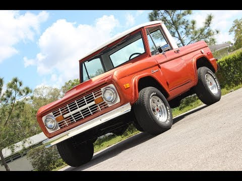 Ford Bronco #