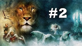The Chronicles of Narnia: The Lion, the Witch and the Wardrobe - Level 2 (1 Player Gameplay)