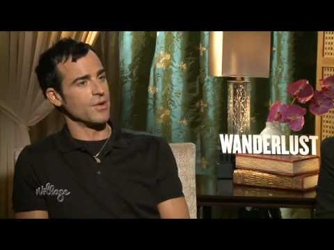 "Justin Theroux Dishes on ""Playful"" Jennifer Aniston"
