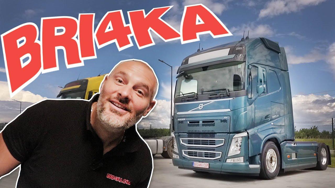 Никога не сте виждали такава скоростна кутия на камион! | Bri4ka & Volvo Trucks|  Ep 5