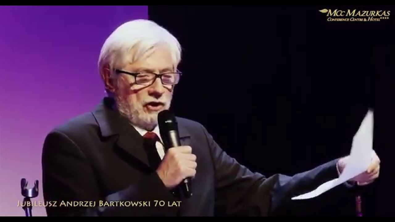 Jubileusz Andrzej Bartkowski 70 lat -  Grzegorz Walczak -  MCC Mazurkas