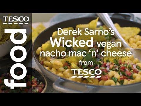 Derek Sarno's Wicked vegan nacho mac 'n' cheese | Tesco Food