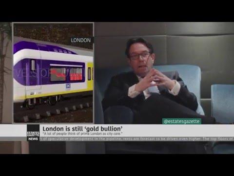 London is still 'gold bullion'