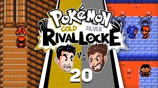Tragedy and Legendary Hunts | Pokemon Gold & Silver Rival Locke w/ ShadyPenguinn & Nipps