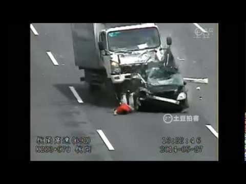【閲覧注意】衝撃死亡事故!!