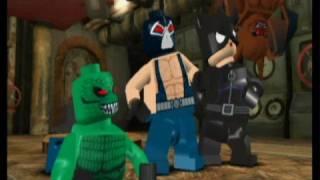 Lego Batman Review (Wii)