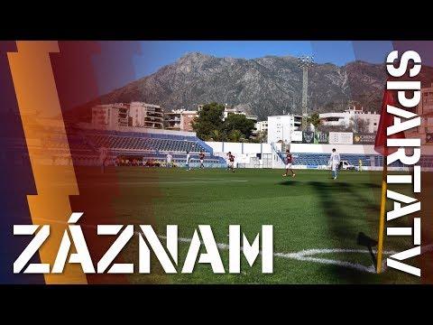 ZÁZNAM | AC Sparta Praha - Hebei China Fortune FC 3:0