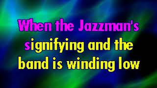 Jazzman Carole King