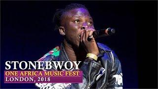 Baixar Stonebwoy Energetic Performance | One Africa Music Fest, London 2018